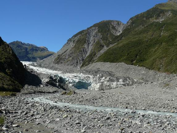 Glaciar Fox