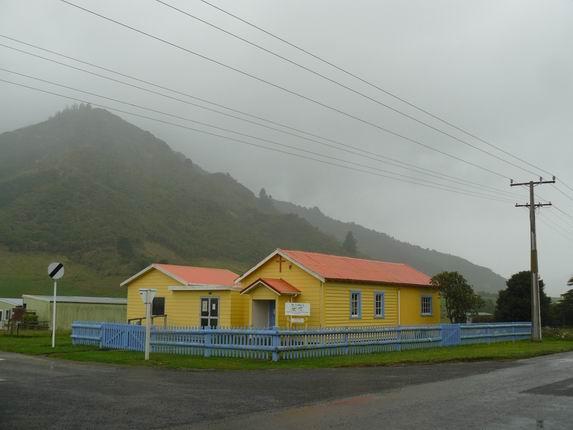 Iglesia cerca de Picton