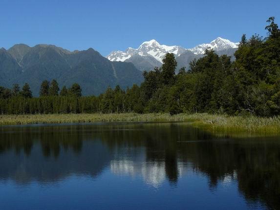 Montes Cook y Tasman