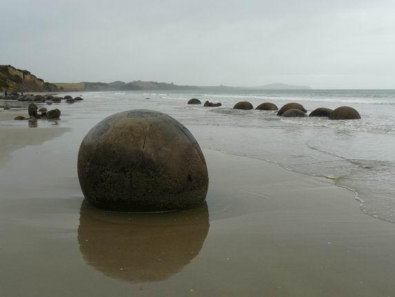 Piedras de Moeraki