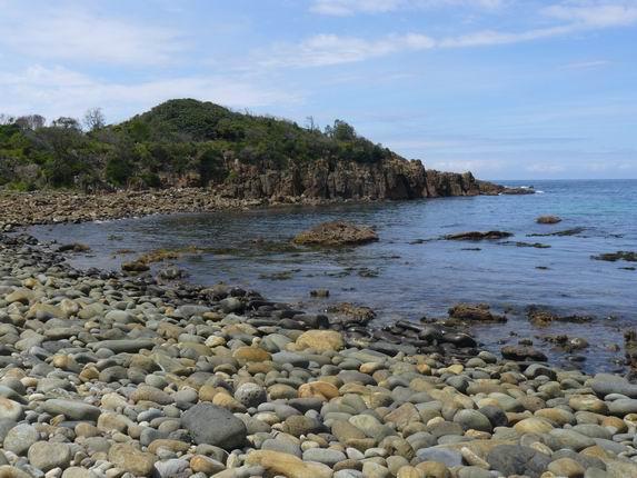 playa de Mimosa Rocks