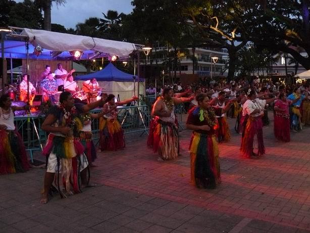 Bailes de Wallis y Futuna