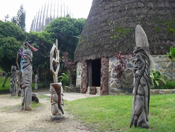 Centro cultural Tjibaou