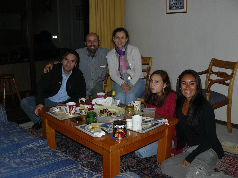 Familia San Martin