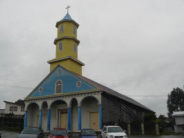 Iglesia de Chonchi, Chiloé