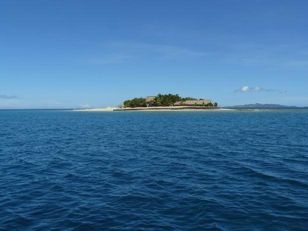 Isla de náufrago, Fiji