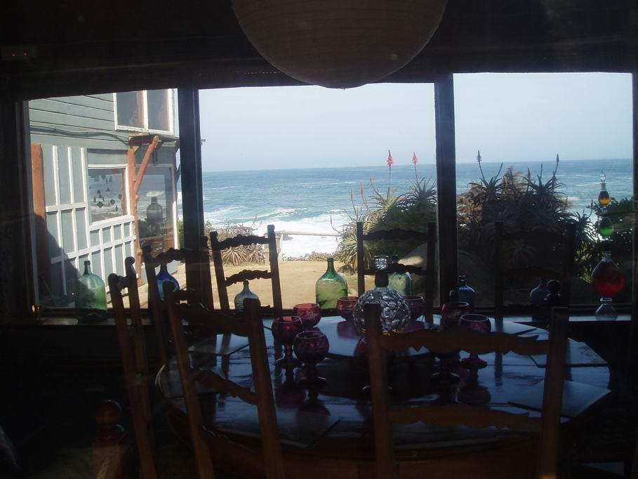 Comedor de casa de Neruda, Isla Negra