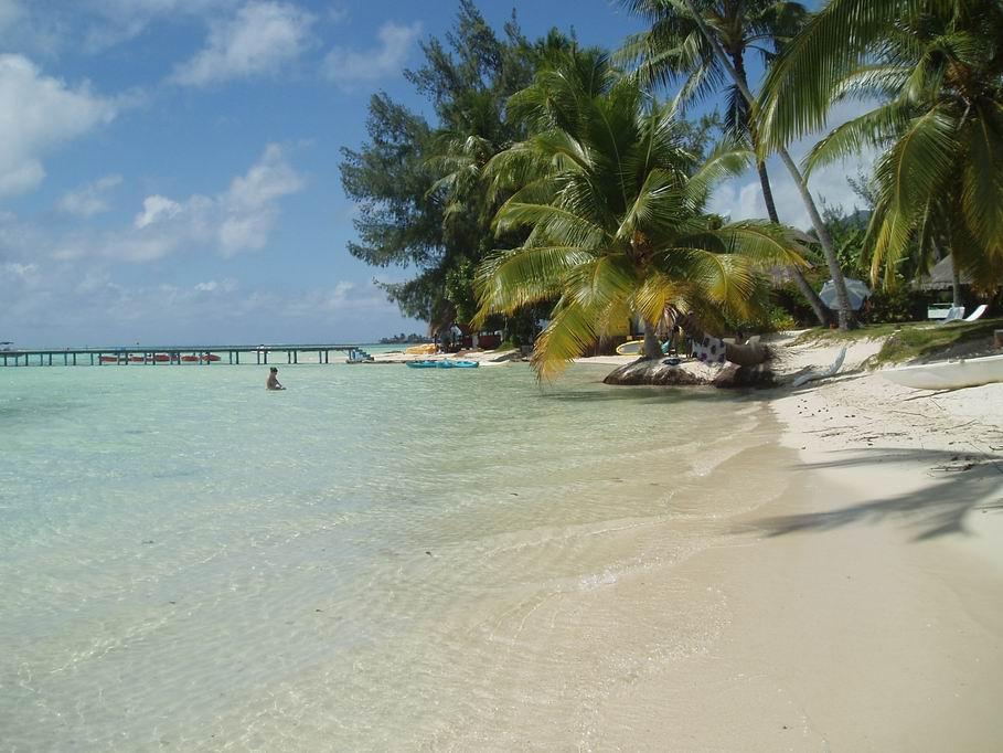 Playa de Moorea