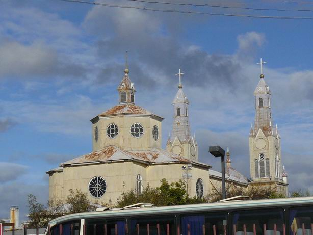Iglesia de San Francisco, Castro