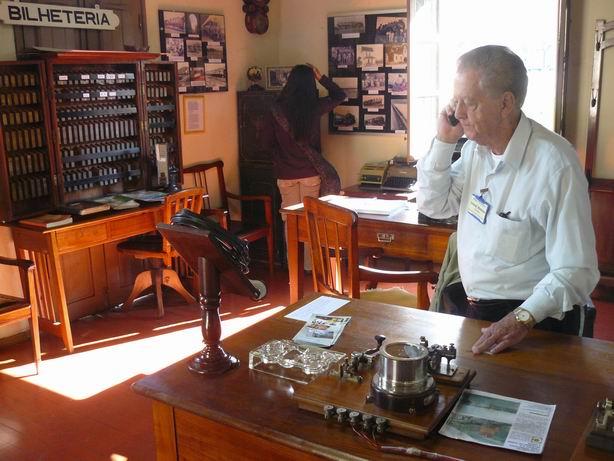 Antigua oficina de telégrafos de Santangelo