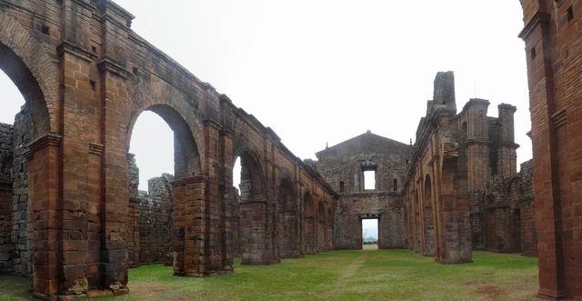 Iglesia de San Miguel de las misiones