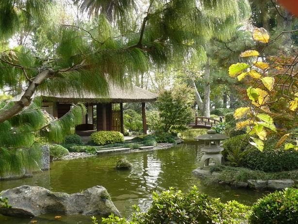 Jardín Japonés de Montevideo