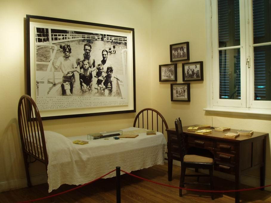 """Museo Villa Beatriz. Casa del """"Che"""" Guevara"""