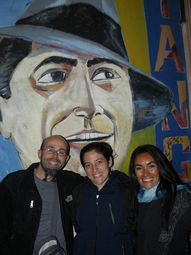 Con Soco en Buenos Aires