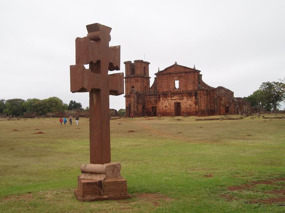 San Miguel de Missoes, Brasil