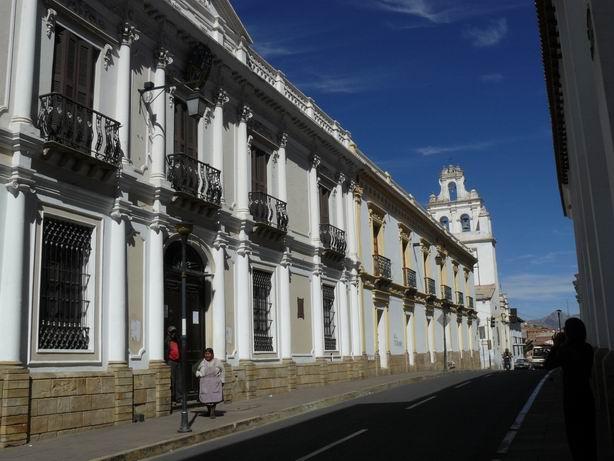Calle de Sucre