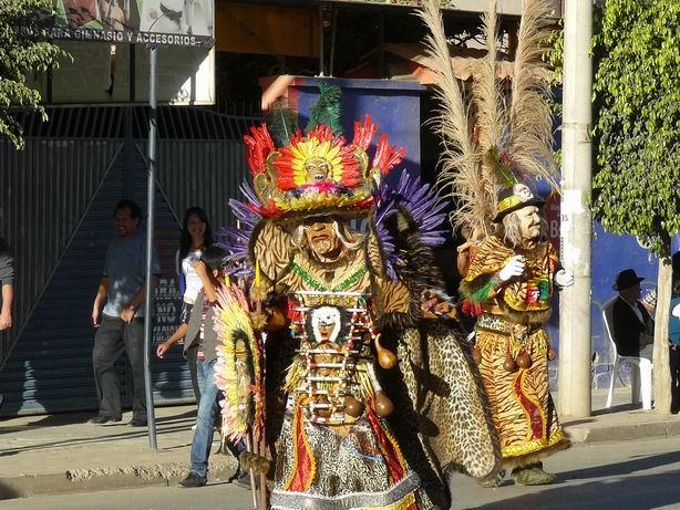 Cochabamba de fiesta