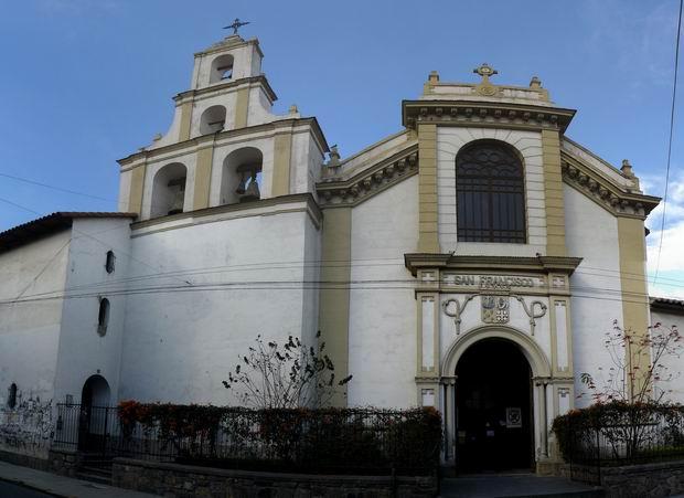 Iglesia de San Francisco, Cochabamba