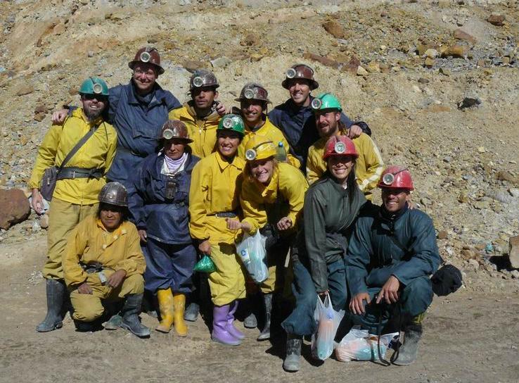 Mineros del siglo XXI