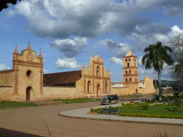 San Jose de Chiquitos