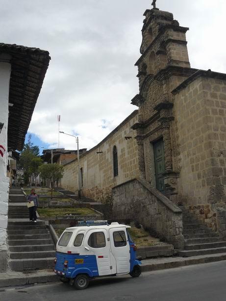 Calle de Cajamarca