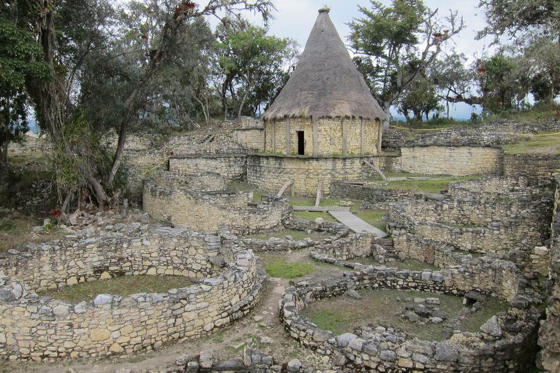 Ruinas de Kuelap