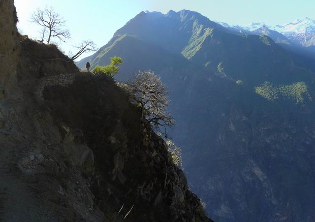 Camino inca a Choquequirao