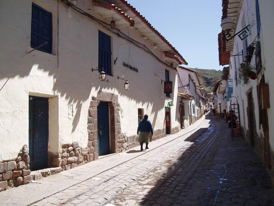 Calle de Cusco