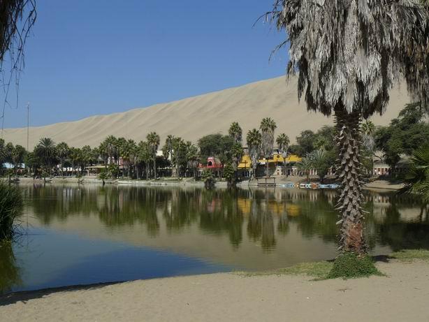oasis Icahuachina