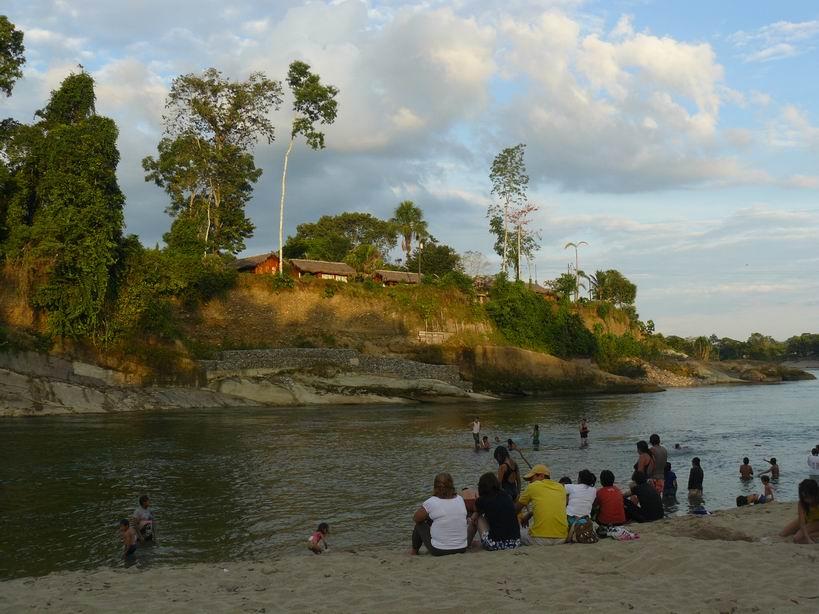 Playa en Missahuali