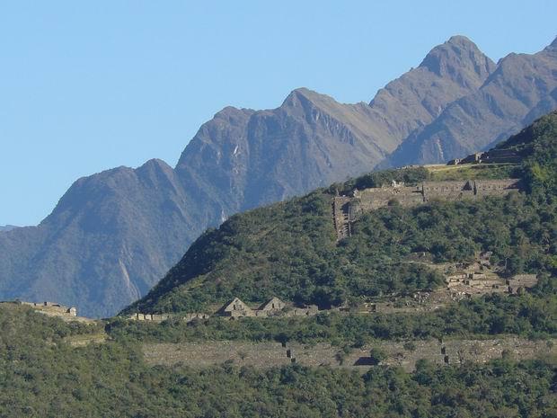 Ruinas de Choquequirao