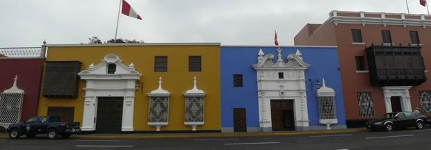 Trujillo colonial