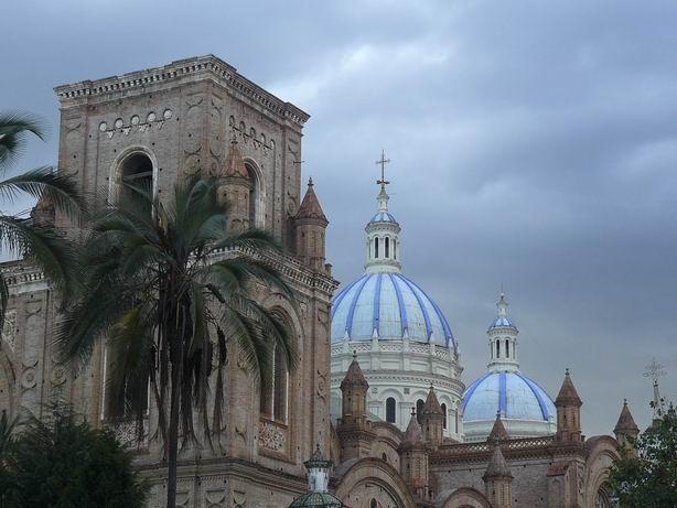 Cúpulas de la Catedral de Cuenca