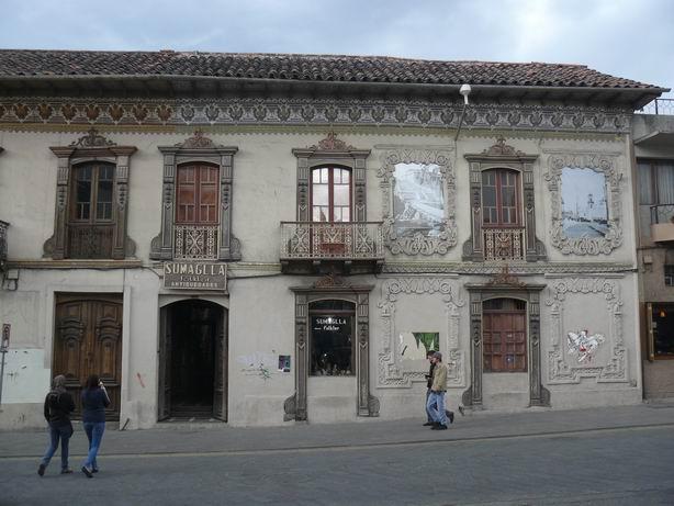 Palacio en Cuenca