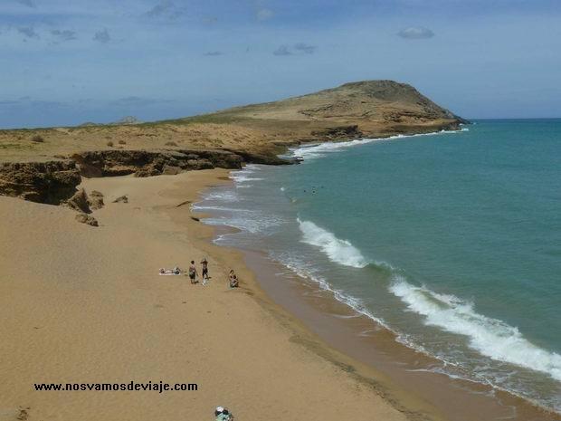 La Guajira, cerca del cabo de la Vela