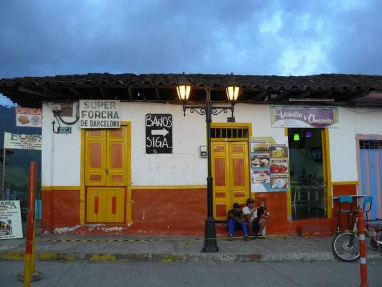 Salento, en el eje cafetero, pura esencia colombiana