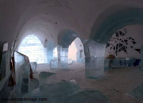 El bar del Ice Hotel