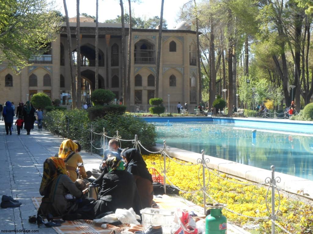Palacio Chehel Sotun