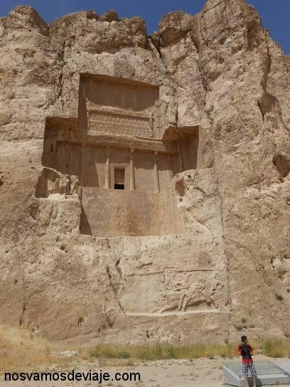 Tumbas reales de Naqsh-e Rostam