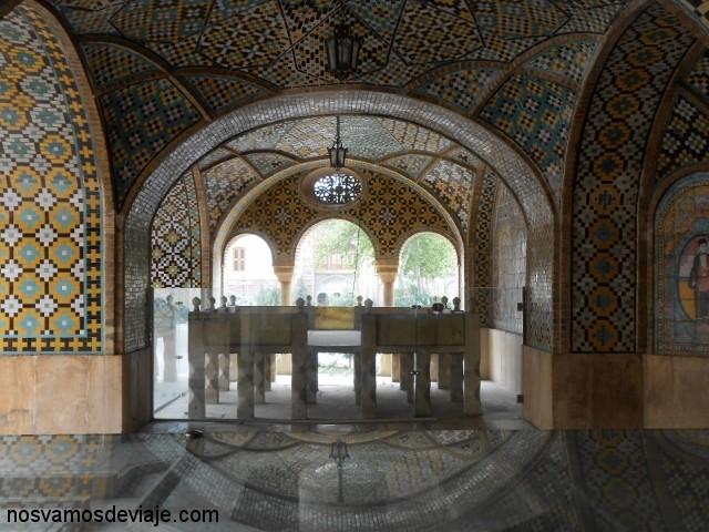 Hoze Khaneh, en el Palacio de Golestán