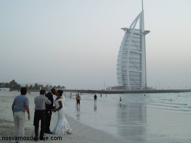 Boda y Lujo en Dubai