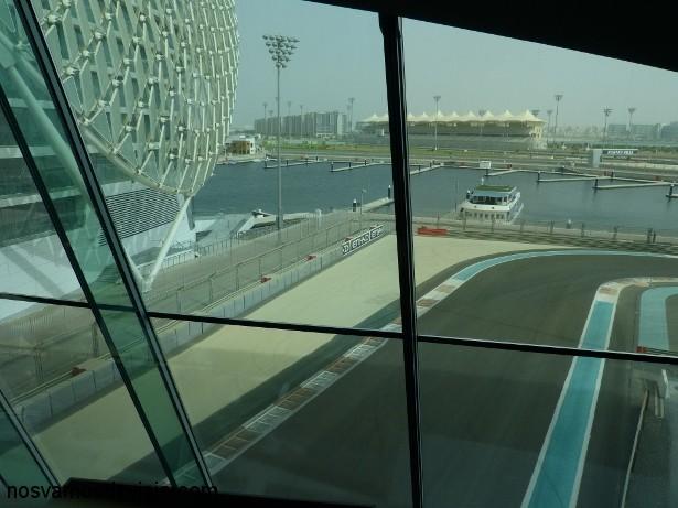 Circuito F1 desde hotel Viceroy