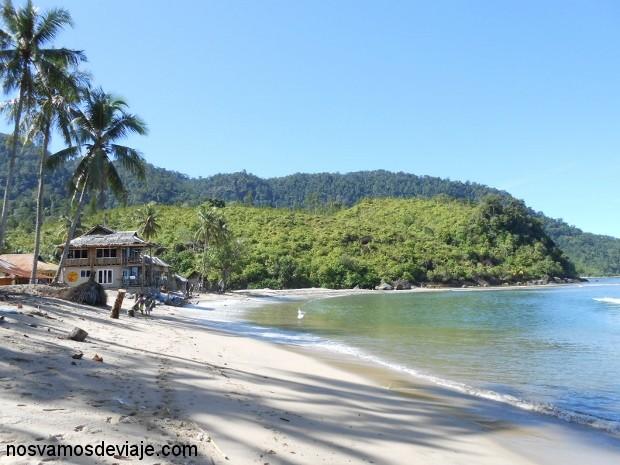 Playa de Nagari Sungai Pinang
