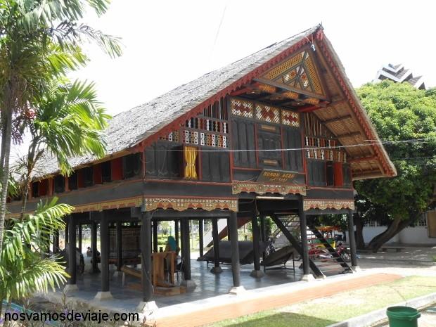 Casa tradicional Banda Aceh