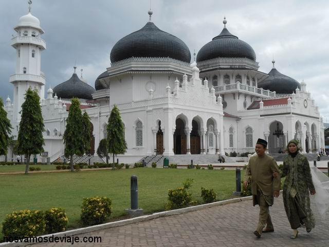 Gran Mezquita de Banda Aceh
