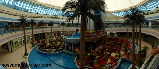 Marina Mall sin gente