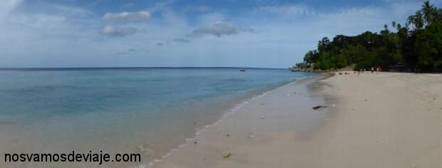 Playa Sumur Tiga, Pulau Weh