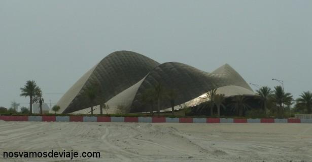 Pabellon de UAE en Expo shangai 2010