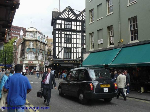 Londres tipico