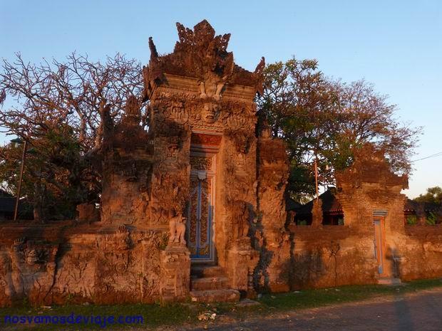 templo de la muerte cerca de Lovina